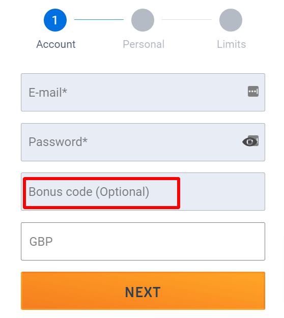 sts uk bonus code